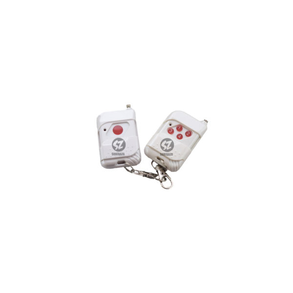 DT4BAT Detonador chisperos inalámbrico 4 bases con case