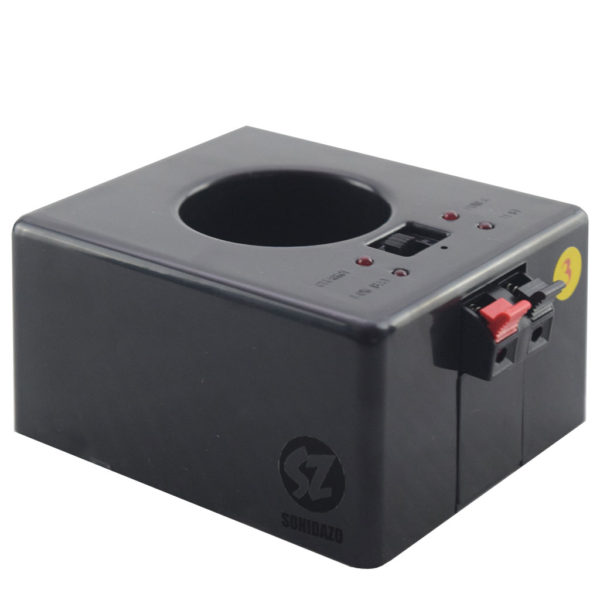 DT8REC Detonador chisperos inalámbrico recargable 8 bases con case